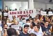 Joinville derrota a Lei da Mordaça: a luta continua