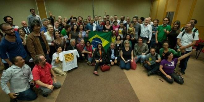 Frente Ampla pelas Diretas Já surge para desviar a luta contra o regime