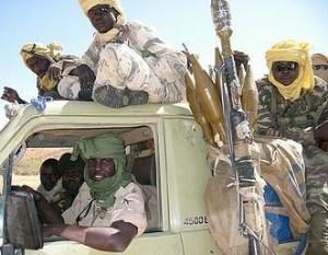 Depois de 3 de junho, os soldados Janjaweed começaram a perambular pelas ruas e caçar revolucionários. Imagem: Flickr