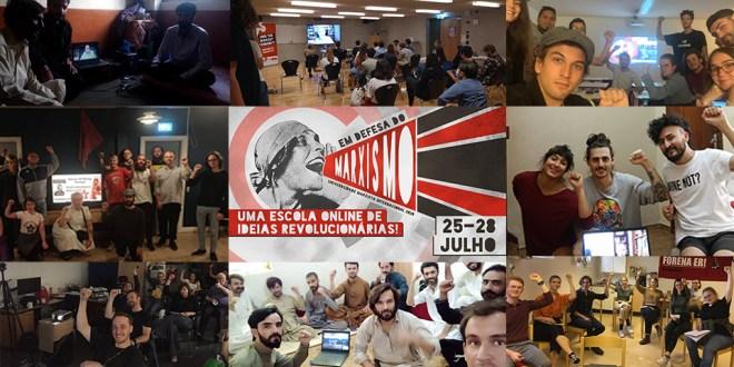 Grande êxito da Universidade Marxista Internacional! Seguir o combate pela Internacional Revolucionária!