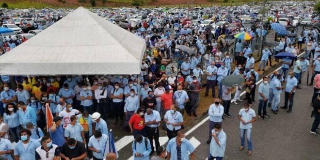 Em defesa da vida e dos empregos, abaixo o governo Bolsonaro!