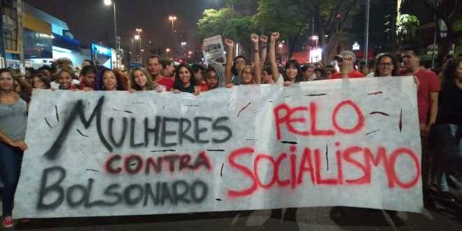 Bolsonaro protests 1 Image Marxist Left