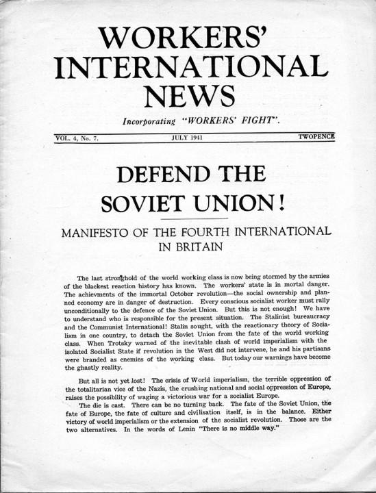 Trotsky letter 7