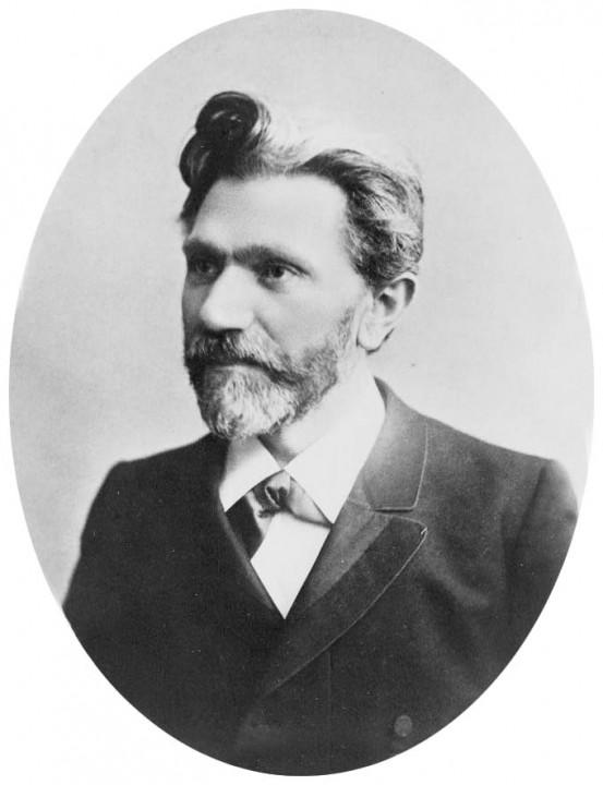 August Bebel Image offentlig domene