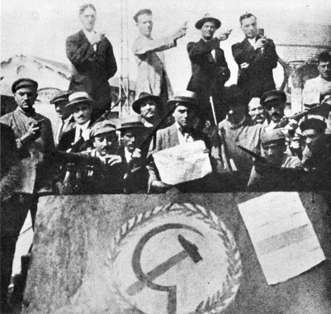Italian Revolution Image public domain