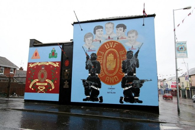 Belfast mural Image Sitomon flickr