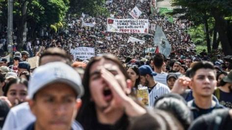 Colombia strike 2 Image fair use