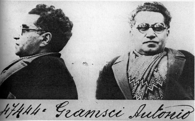 Gramsci prison Image public domain
