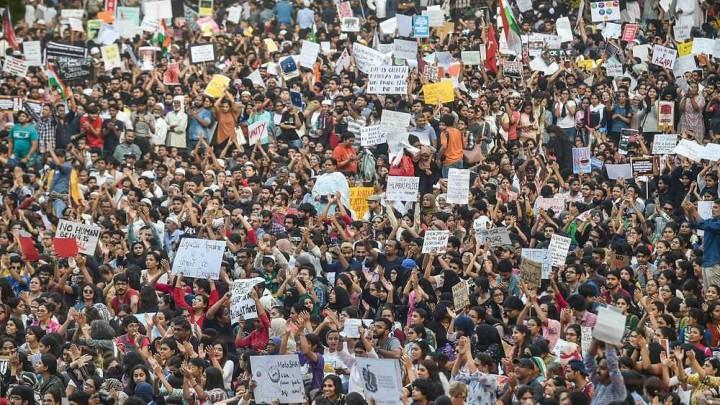 India general strike main 2 Image Brighter Kashmir