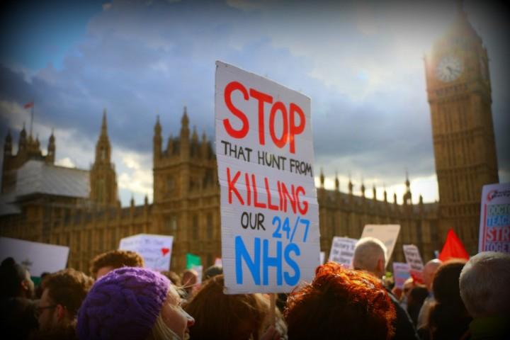 StopKillingOurNHS Image Socialist Appeal