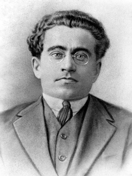 Gramsci 1922 Image public domain