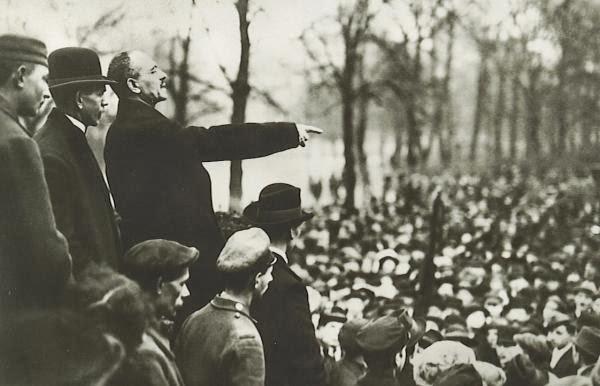 Karl Liebknecht 1918 Berlin