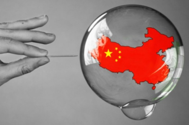 China debt bubble Image Socialist Appeal
