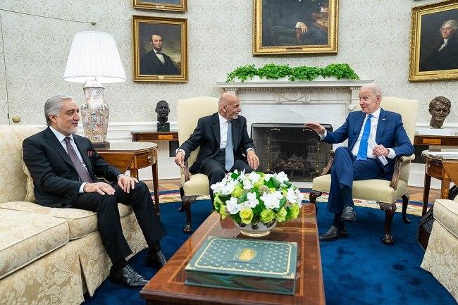 Biden Ghani Image public domain