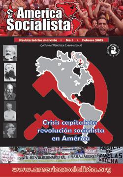 Primer número de la revista de la CMI en el continente americano, América Socialista