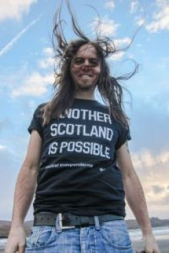 Another Scotland is Possible. Photo: Walton Pantland.