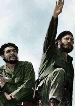Fidel and Che - Public Domain