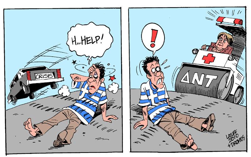 """Bildergebnis für Latuff: Griechenland"""""""