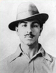 Bhagat Singh at the age of 21