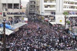 Damascus, 5 de abril. Foto: syriana2011