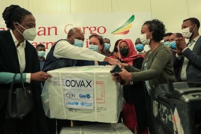 COVAX Image UNICEF Ethiopia
