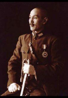 Chiang Kai-shek, 1940