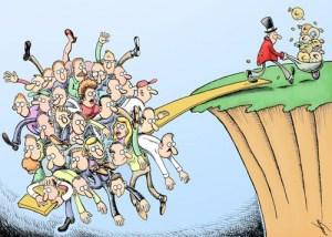 accumulation of wealth