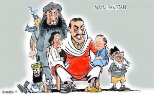 naya pakistan zia ul haq cartoon