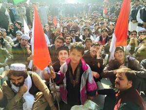Peshawar-University-students-protest-against-fee-rise