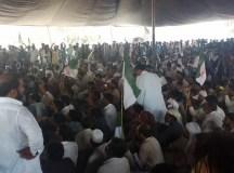 لاہور:کسان اتحاد کا احتجاجی دھرنا