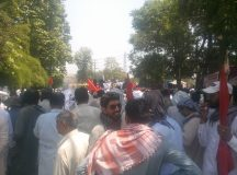 Lahore-Wapda Hydro Union Protest for Pay Raise 05