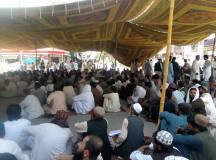 کوئٹہ: ینگ ڈاکٹرز اور پیرامیڈیکس کا دھرنا جاری
