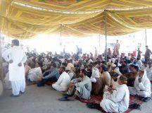 Quetta-Young Doctors & Paramedics Sit-in Protest 06