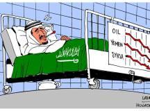 سعودی عرب: لڑکھڑاتی ریاست، ڈوبتی معیشت !