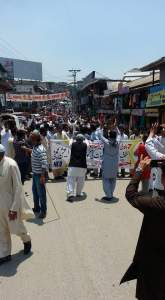 Kashmir Health Workers Successful Strike (11)