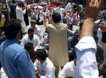 Kashmir Health Workers Successful Strike (4)