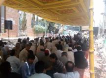 کوئٹہ: ینگ ڈاکٹرز اور پیرامیڈیکل سٹاف کے دھرنے کا پندرہواں دن