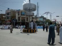 Quetta-Bolan Medical College Students Protest in Solidarity with Young Doctors and Paramedical Staff 04