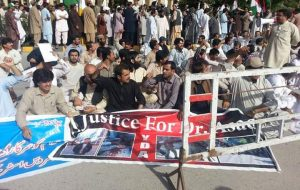 Quetta Young Doctors & Paramedics Protest in Front of Balochistan Assembly 03