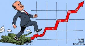 Erdogan Turkey Coup Cartoon