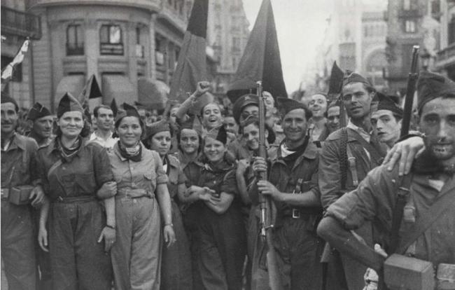 Spanish Civil War Militia