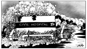the-condition-of-civil-hospital in pakistan