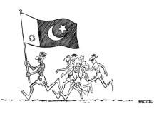 71سالہ 'نیا' پاکستان: آزاد یا برباد؟