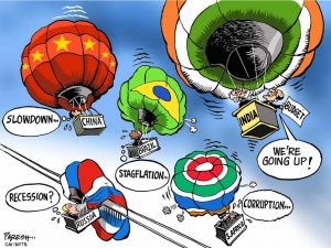 Emerging Economies Cartoon