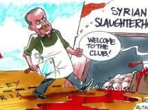 ترکی: شام کی دلدل میں دھنستا اردگان