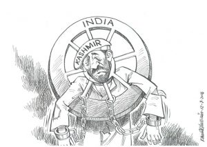 chained-kashmir-indian-oppression-cartoon