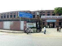لاہور: پنجاب ڈینٹل ہسپتال میں ینگ ڈاکٹرز کی ہڑتال کا چوتھا دن