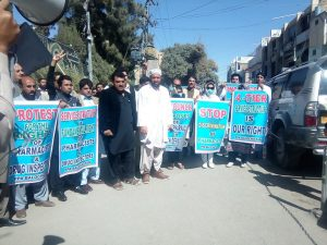 quetta-pakistan-pharmacists-association-protest-for-service-structure-1