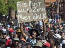 جنوبی افریقہ: طلبہ تحریک زوروں پر' تعلیم مفت کرنے کا مطالبہ