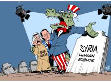 شام، عراق اور سامراجی منافقت